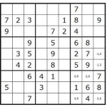 Easy Sudoku Tutorial part 2 of 3 - Using Sudoku Rules