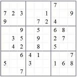 Step by Step How to Solve Easy Sudoku