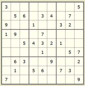 Diagram1 - Advanced Sudoku Strategy Tips