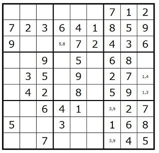 Easy Sudoku Tutorial - Step by Step Example part 3 of 3